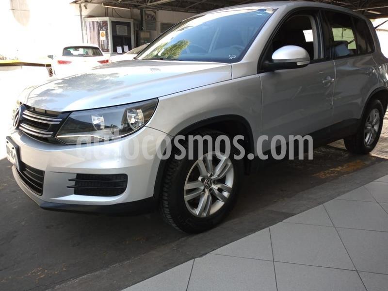 Volkswagen Tiguan Edicion Limitada 5 Asientos usado (2014) color Plata Dorado precio $194,500