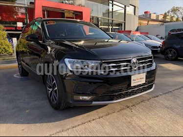 Volkswagen Tiguan Comfortline usado (2018) color Negro precio $354,990