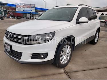 Volkswagen Tiguan Sport & Style 1.4 usado (2017) color Blanco Candy precio $295,000