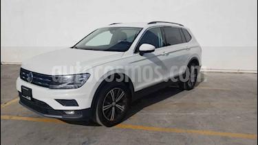 Volkswagen Tiguan Comfortline 5 Asientos Piel usado (2019) color Blanco precio $339,900
