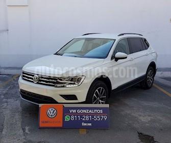 Volkswagen Tiguan Comfortline 7 Asientos Tela usado (2018) color Blanco precio $415,000