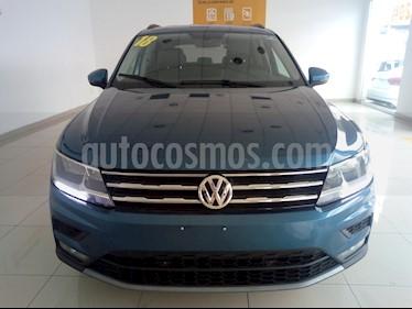 Volkswagen Tiguan Tiguan usado (2018) color Azul precio $355,000