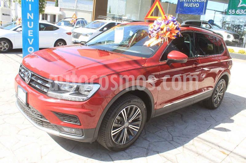 Volkswagen Tiguan Comfortline usado (2019) color Rojo precio $410,000