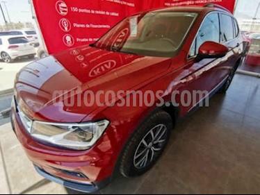 Volkswagen Tiguan 5p Confortline L4/1.4/T Aut 7 Pas usado (2018) color Rojo precio $333,000