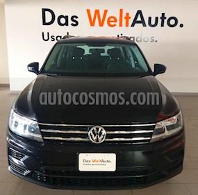 Volkswagen Tiguan 5p Trendline Plus 1.4 L4/1.4/T Aut usado (2019) color Negro precio $359,900