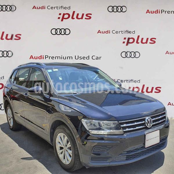 Volkswagen Tiguan Trendline Plus usado (2019) color Negro precio $385,000