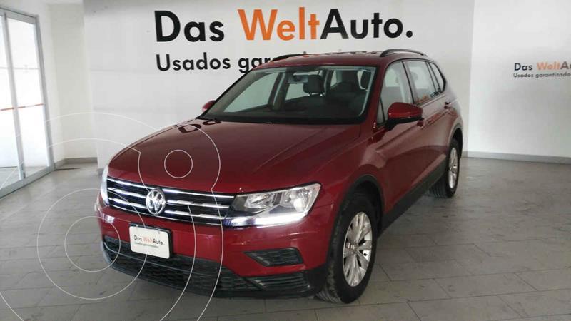 Foto Volkswagen Tiguan Trendline Plus usado (2019) color Rojo precio $349,900
