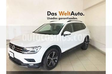 Volkswagen Tiguan 5p Confortline L4/1.4/T Aut Piel usado (2019) color Blanco precio $412,868