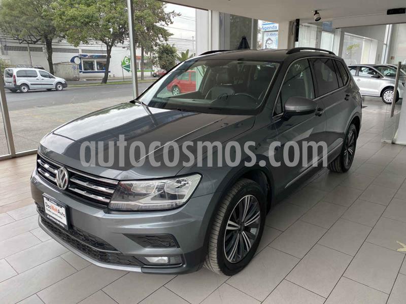 Volkswagen Tiguan Comfortline 7 Asientos Tela usado (2019) color Gris precio $405,000