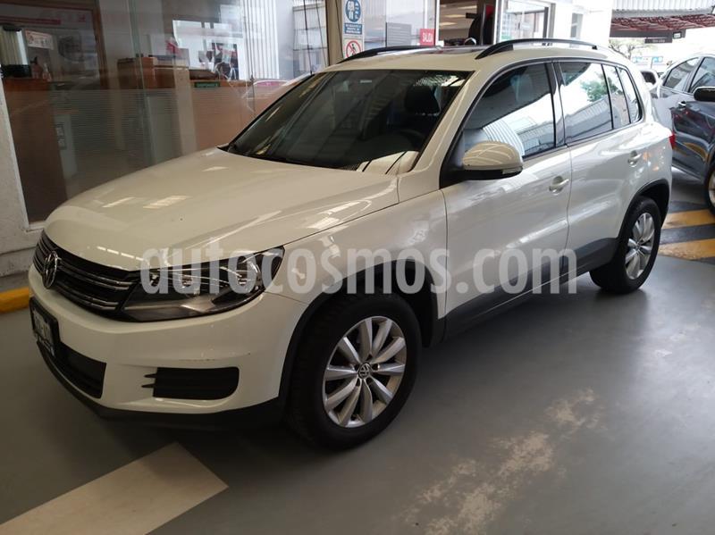 Volkswagen Tiguan Sport & Style 2.0 usado (2015) color Blanco precio $235,000