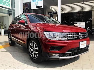 foto Volkswagen Tiguan Comfortline usado (2018) color Rojo precio $335,000