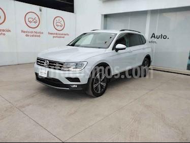 Volkswagen Tiguan 5p Confortline L4/1.4/T Aut 7 Pas usado (2019) color Plata precio $419,000