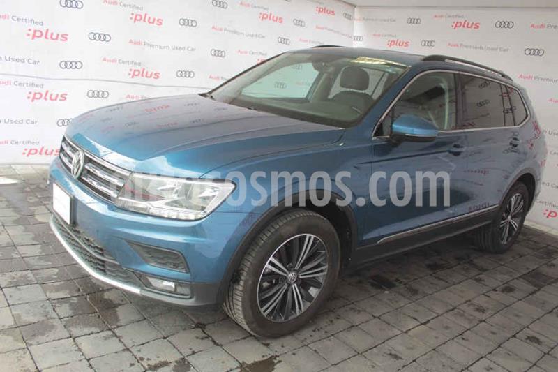 Volkswagen Tiguan Comfortline usado (2019) color Azul precio $406,000