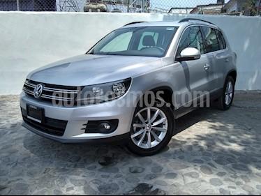 Volkswagen Tiguan Wolfsburg Edition usado (2017) color Plata precio $290,000