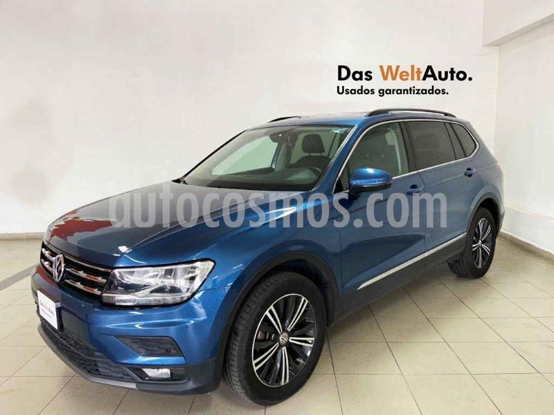 Foto Volkswagen Tiguan Comfortline usado (2019) color Azul precio $384,910