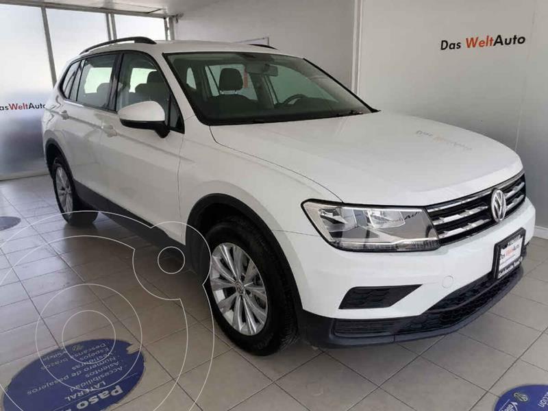 Foto Volkswagen Tiguan Trendline Plus usado (2019) color Blanco precio $370,000