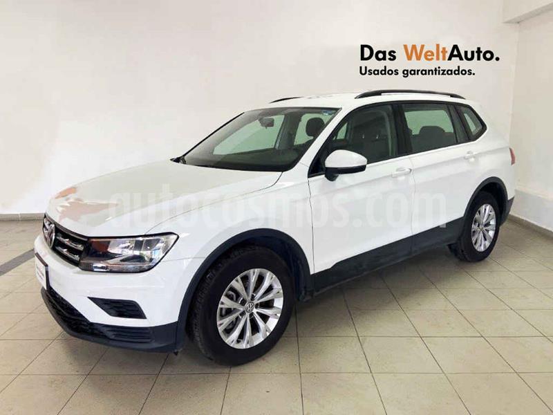 Volkswagen Tiguan Trendline Plus usado (2018) color Blanco precio $323,799