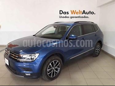 Volkswagen Tiguan Comfortline usado (2018) color Azul precio $374,390