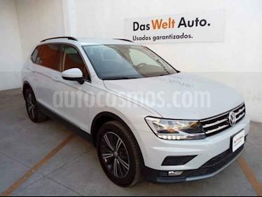 Volkswagen Tiguan 5p Confortline L4/1.4/T Aut 7 Pas usado (2019) color Blanco precio $415,000