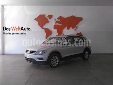 Volkswagen Tiguan 5p Trendline Plus 1.4 L4/1.4/T Aut usado (2019) color Blanco precio $359,995