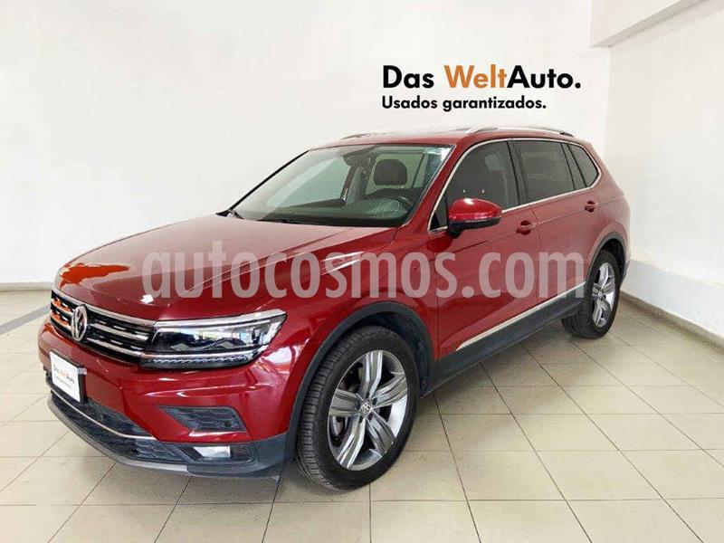 Volkswagen Tiguan Version usado (2018) color Rojo precio $459,913