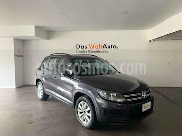 Volkswagen Tiguan Sport & Style 1.4 usado (2016) color Gris precio $270,000