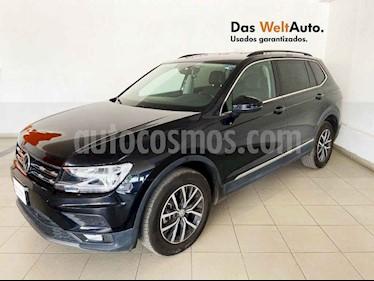 Volkswagen Tiguan 5 pts. Comfortline Piel usado (2018) color Negro precio $374,360