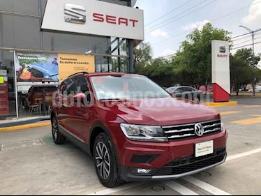 Volkswagen Tiguan 5 pts. Comfortline Piel usado (2018) color Rojo precio $371,990
