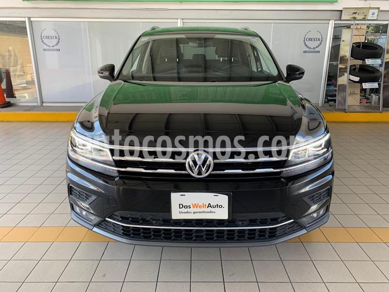 Volkswagen Tiguan Highline usado (2019) color Negro Profundo precio $519,900
