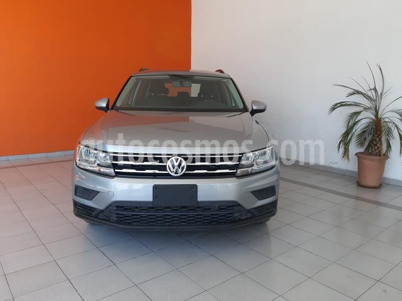 Volkswagen Tiguan Trendline Plus usado (2019) color Plata precio $359,000