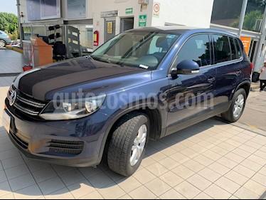 Volkswagen Tiguan Native  usado (2015) color Azul precio $239,900