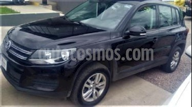 Volkswagen Tiguan 5P TRACK | FUN 2.0T TIPTRONIC PIEL QCP F.NIEBLA R usado (2017) color Negro precio $280,000