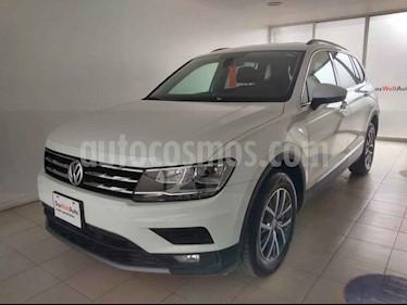 Volkswagen Tiguan Comfortline usado (2018) color Blanco precio $365,000