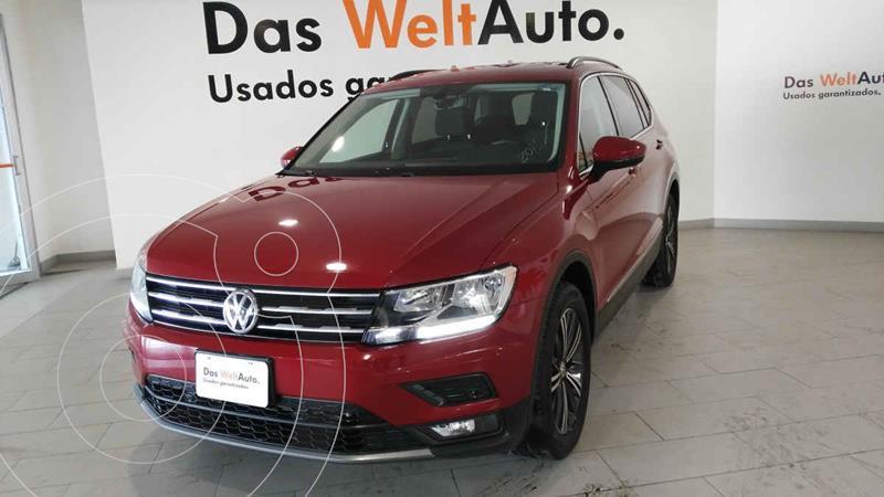 Foto Volkswagen Tiguan Comfortline usado (2019) color Rojo precio $405,500