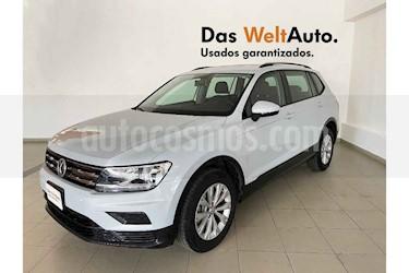 Volkswagen Tiguan 5p Trendline Plus 1.4 L4/1.4/T Aut usado (2019) color Blanco precio $360,825
