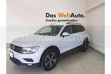 Volkswagen Tiguan Comfortline 7 Asientos Tela usado (2019) color Blanco precio $412,880