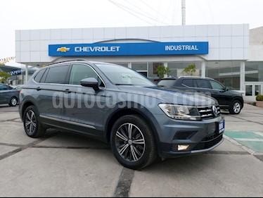 Volkswagen Tiguan Comfortline 7 Asientos Tela usado (2019) color Gris Platino precio $429,000