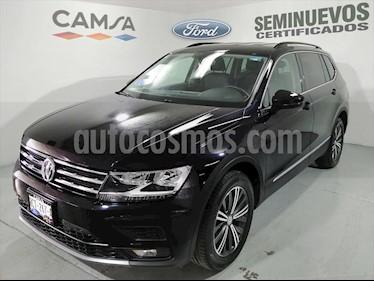 Volkswagen Tiguan COMFORTLINE PLUS 5 ASIENTOS PIEL usado (2019) color Negro precio $409,900