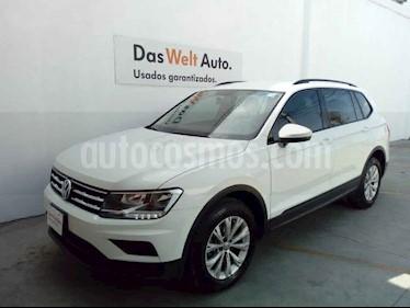 Volkswagen Tiguan 5p Trendline 1.4 L4/1.4/T Aut usado (2018) color Blanco precio $325,000