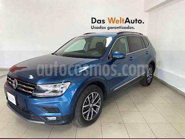 Volkswagen Tiguan Comfortline usado (2018) color Azul precio $339,995