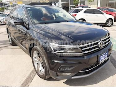Volkswagen Tiguan Highline usado (2018) color Negro Profundo precio $509,000