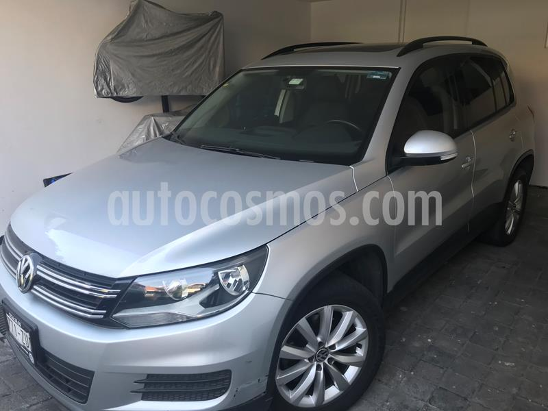 Volkswagen Tiguan Sport & Style usado (2014) color Plata Reflex precio $210,000