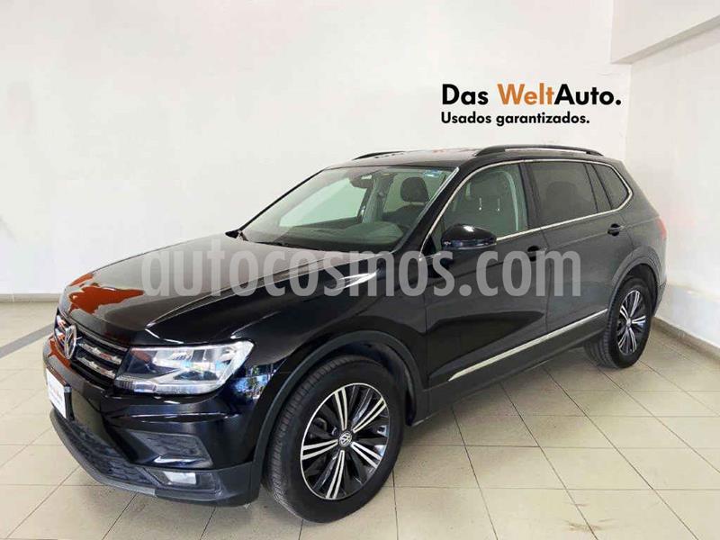 Volkswagen Tiguan Comfortline usado (2019) color Negro precio $389,476