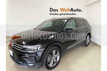 Volkswagen Tiguan 5p Highline L4/2.0/T Aut usado (2019) color Negro precio $472,103