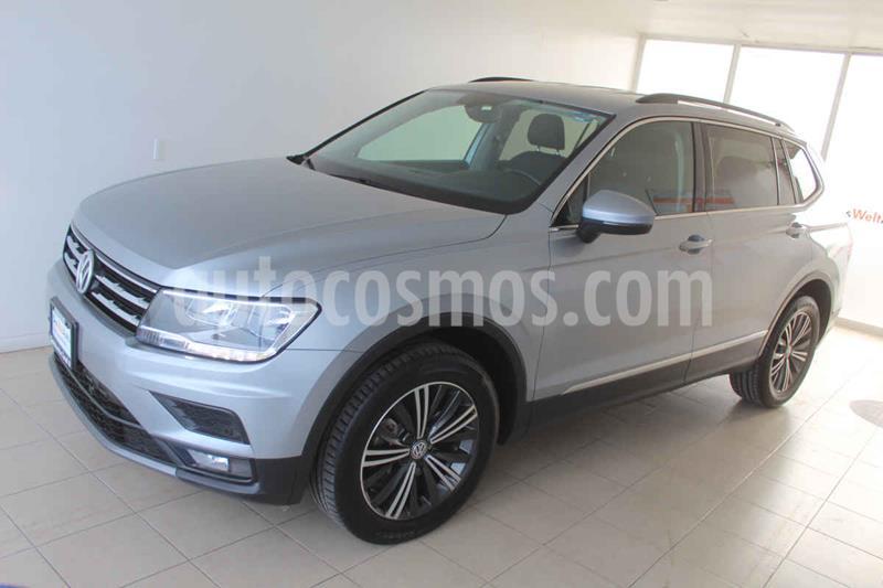 Volkswagen Tiguan Comfortline usado (2019) color Plata precio $400,000