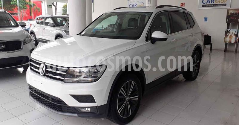 Volkswagen Tiguan Comfortline 7 Asientos Tela usado (2019) color Blanco precio $334,900