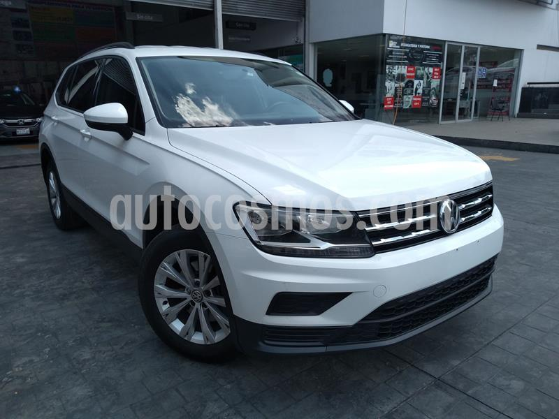 Volkswagen Tiguan Trendline usado (2018) color Blanco precio $330,000