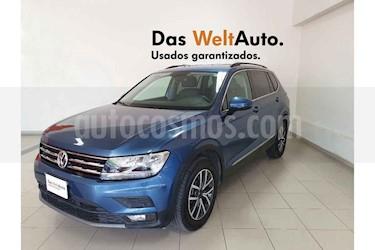 Foto Volkswagen Tiguan Comfortline 5 Asientos Piel usado (2018) color Azul precio $358,801