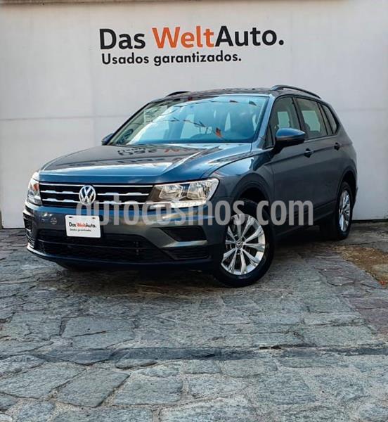 Volkswagen Tiguan Trendline Plus usado (2018) color Gris Oscuro precio $365,000