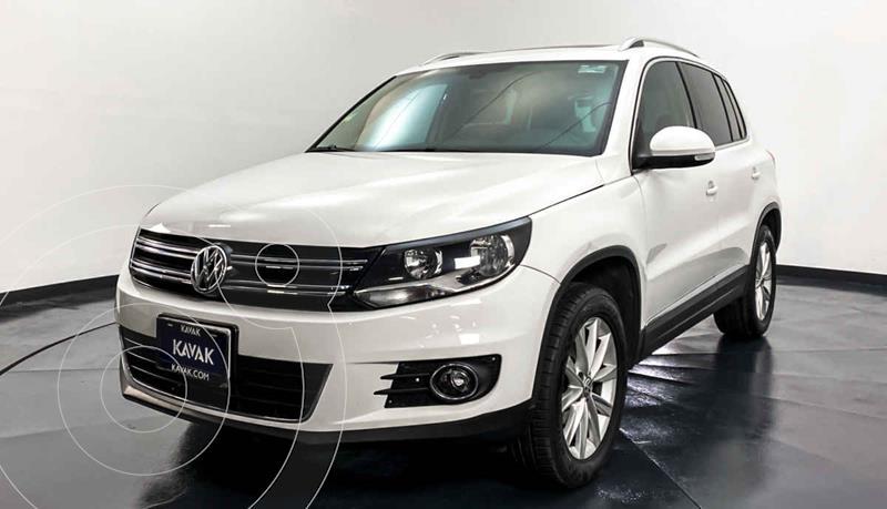 Volkswagen Tiguan Native usado (2011) color Blanco precio $192,999